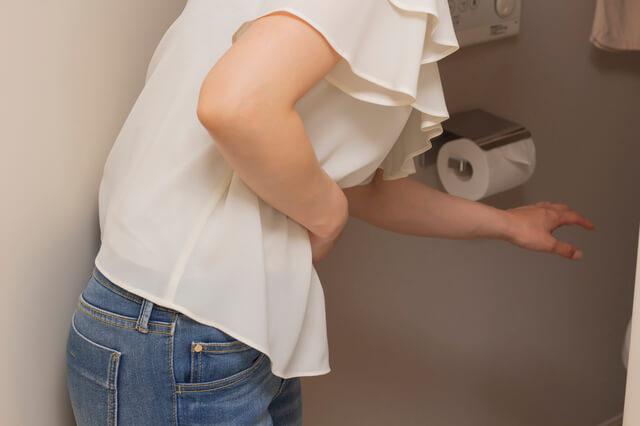 女性の発症が多い膀胱炎